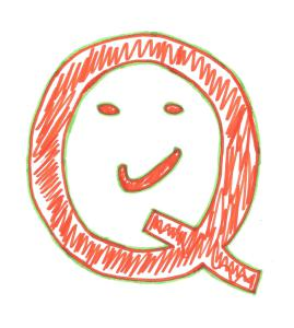 Logo Quatschköpfe bunt